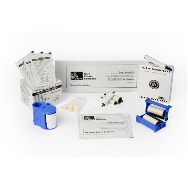 Picture of Zebra Cleaning Kit for P110m, P110i & P120i