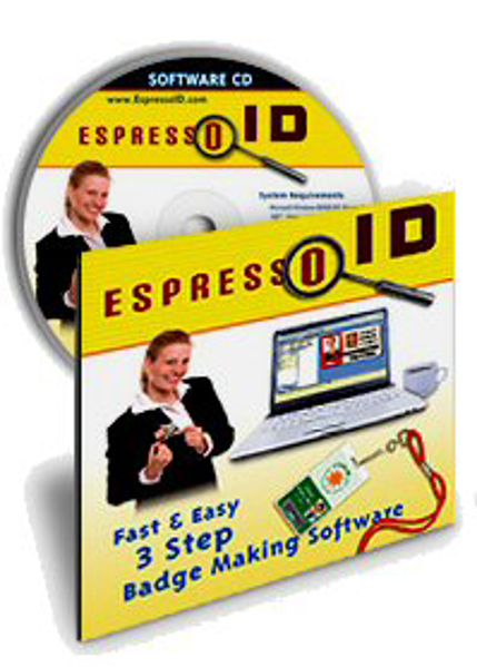 Picture of Espresso ID® Badge Software