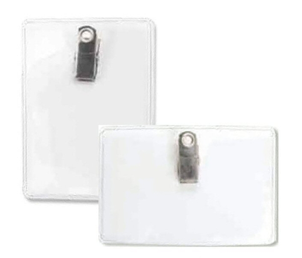 Picture of Clip-On Badge Holder