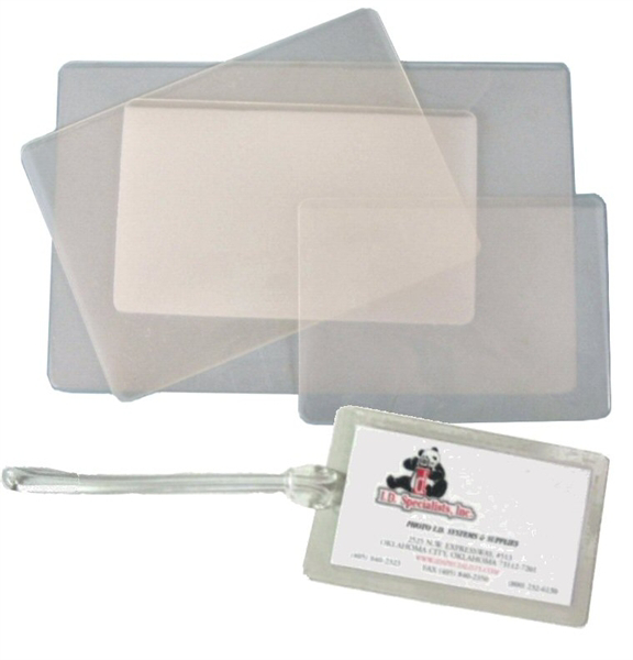 Picture of Lamination Pouch -  Military Size