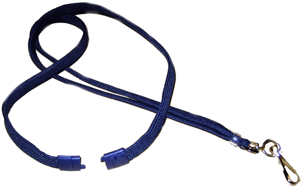 "Picture of 3/8"" Breakaway Lanyard"