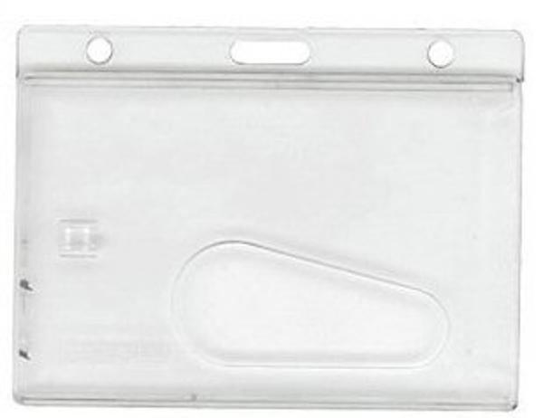Picture of Clear Single Card Dispenser