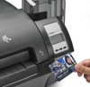 Picture of Zebra ZXP Series 9 Dual Side Retransfer Printer with Dual Side Lamination