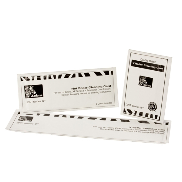 Picture of Cleaning Kit for ZXP Series 8 and Series 9 Retransfer Printer